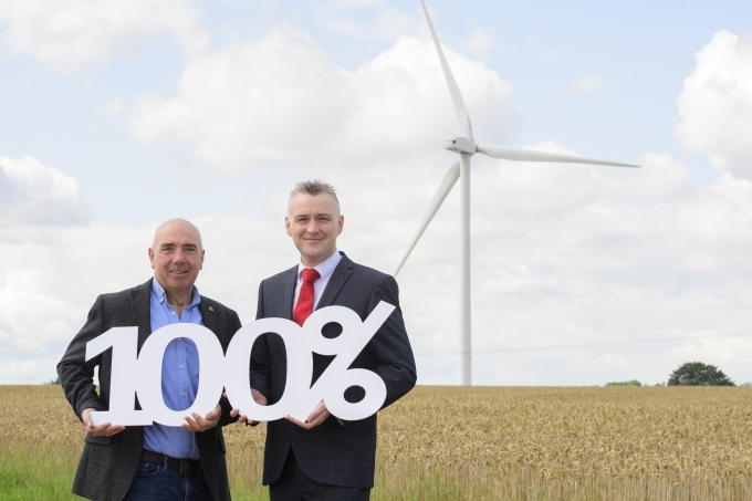 Devenish brand Hi Peak goes Green