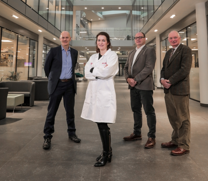 Dr Jean Kennedy joins Queen's as Entrepreneur in Residence