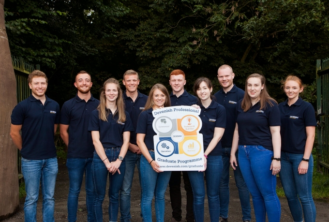 Ten graduates top talent pool to join Devenish development programme