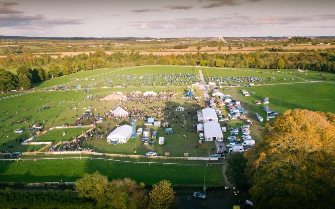 Record Crowds for the Point-to-Point & Country Fair at Dowth on Sunday 27th October 2019